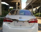 丰田卡罗拉2014款 卡罗拉 1.6 无级 GLX-i 低首付