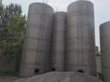 转让二手不锈钢40吨储罐