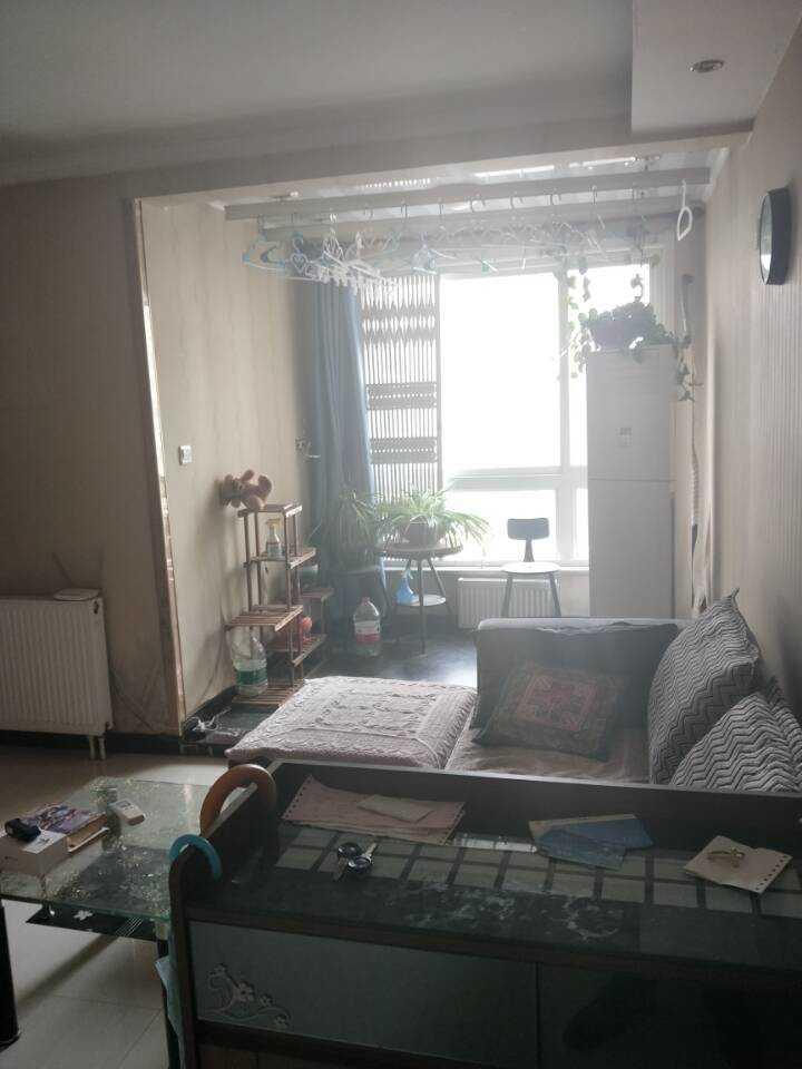 摩登三米阳光两室精装房,可直接入住,价格便宜