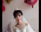 满洲里扎区高端私人订制新娘跟妆、婚纱、婚庆