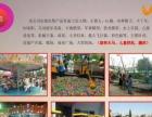 出租小黄人马戏表演鲸鱼岛儿童游乐设备VR卡丁车活动