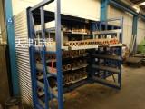重型抽屉式货架存放管料长料棒料 金属材料 节省空间的先进设计