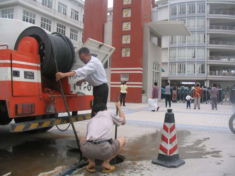 大连下水道疏通,疏通下水道,马桶下水疏通,换洁具