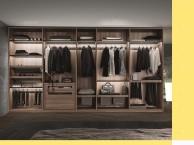 进口板卧室平开门衣柜衣帽间整体五一韩森派特价定制1399/方