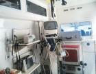 成都救護車出租-長短途轉運護送-醫院120轉運用車