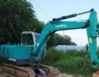 山河智能 SWE80E 挖掘机         (个人山河智能8