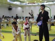 通州 专业少儿跆拳道培训班 武夷花园 跆拳道训练班h