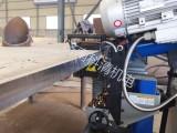 山東坡口機廠家 供應自動行走平板銑邊機GMMA-80A