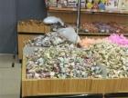 超市木质货架展柜 粮食架 米斗 五谷杂粮架 干果柜