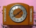 低价急转老牌上海三五牌机械座钟台钟钟表老物件收藏