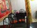 火锅店专用桌和展示柜一台