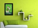 供应3D蒙娜丽莎带框十字绣价格-十字绣新产品