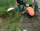 赣州水下作业疏通管道高压清洗污水管道cctv检测公司