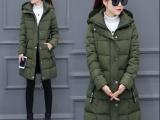 17冬装年轻时尚羽绒服品牌折扣女装走份批发