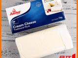 安佳奶油奶酪1kg*12 新西兰奶油芝士