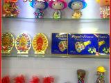 厂家直销 高档卡通婚庆糖果巧克力盒装 diy婚庆果仁巧克力