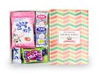 1、韩国糖果礼盒,迷你版! 2、超值礼盒