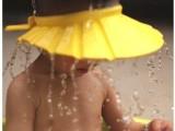 妙心宝宝洗头帽 婴幼儿童浴帽 小孩洗澡帽可调节洗发帽 3mm加厚