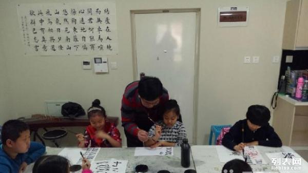 毛笔书法班_天津向阳附近哪有软笔毛笔书法班天津教育培