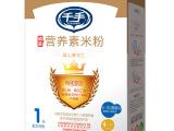 千手婴儿食品厂家 分销 328g营养婴幼儿辅食1段 宝宝婴儿米粉