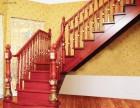 实木楼梯 钢木楼梯-乌鲁木齐怡达楼梯