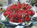 情人节花束,鲜花礼盒,免费送货