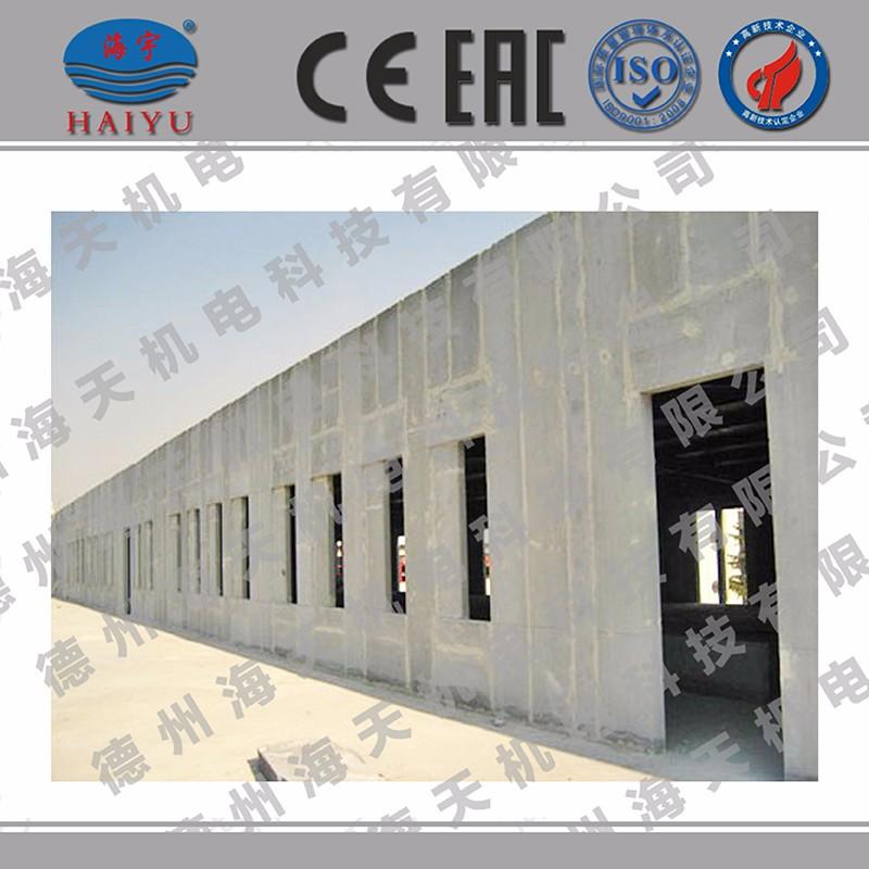 HQJ系列轻质隔墙板挤压成型机