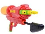 高压抽拉式水枪 宝宝戏水沙滩玩具 儿童三
