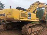 二手挖掘机原装小松450-8挖掘机2015年工作4800小时