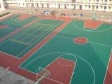 宜兴市 宜城镇篮球硅PU球场 网球EPD