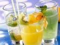 柠檬工坊冷饮水吧饮品加盟 一个小档口 忙碌一整天
