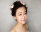 新娘化妆,盘发,生活妆