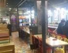 中山区天津街美食一条街上营业中饭店出租转让 可分租