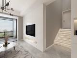 美的家装饰公司 观府国际 107平 现代风格