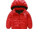 童装棉服外套加厚韩版棉袄冬季儿童羽绒棉服中大童棉衣一件代发