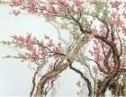 花卉瓷板画权威鉴定私下交易热线