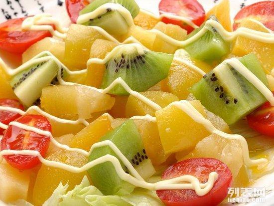 水果沙拉 DIY