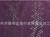 防水化纤布料图片