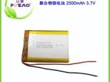 POEAE/立量聚合物锂电池3.7V锂电池厂家