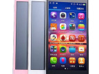 厂家直销 国产智能r1八核智能手机安卓 5.0寸大屏超薄移动4G手机