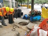 重庆市政管道清洗疏通