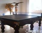 台球桌 张家口桌球台经营商 有大型台球案子实体店 试台 选购