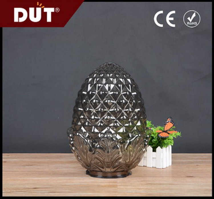 恒恩灯饰 GD011 户外亚克力菠萝型灯罩
