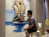 秦皇島手繪墻繪彩繪壁畫涂鴉