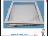 东莞直销塑料面板灯外壳 直下式面板灯外壳套件 led灯具配件