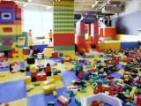 泉州专业儿童积木乐园租赁公司,积木王国搭建
