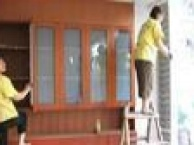 梅林家庭开荒保洁公司,二手房清洁,清洗地毯,洗玻璃