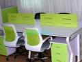 廊坊暑假培训桌办公桌一对一培训桌各种工位定做