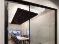 黑龙江哈尔滨泰阳成品玻璃办公室透明铝合金隔断