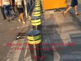 武汉路桩 湖北手提式路桩 哪里供应路桩 不锈钢防撞路桩